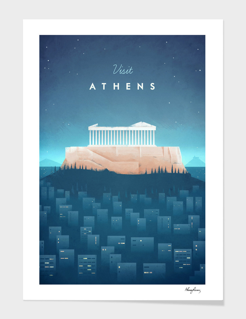 Athens main illustration