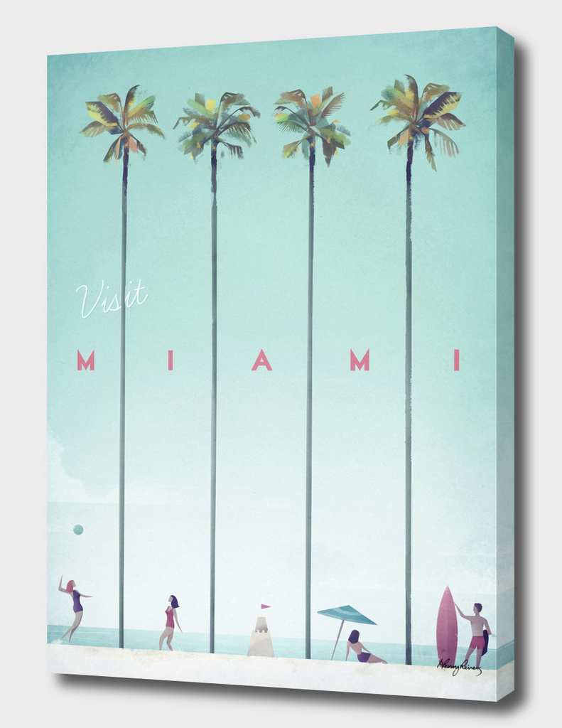 Miami main illustration