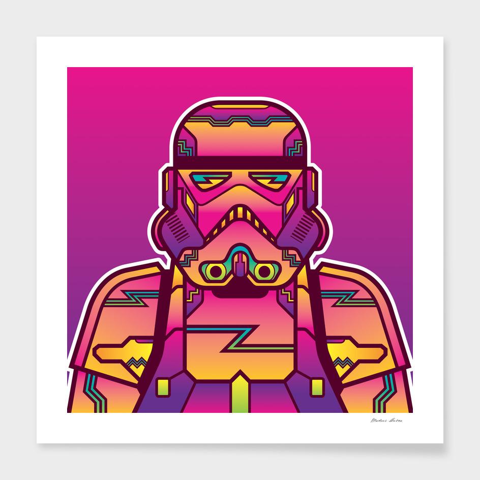 Stormtrooper main illustration