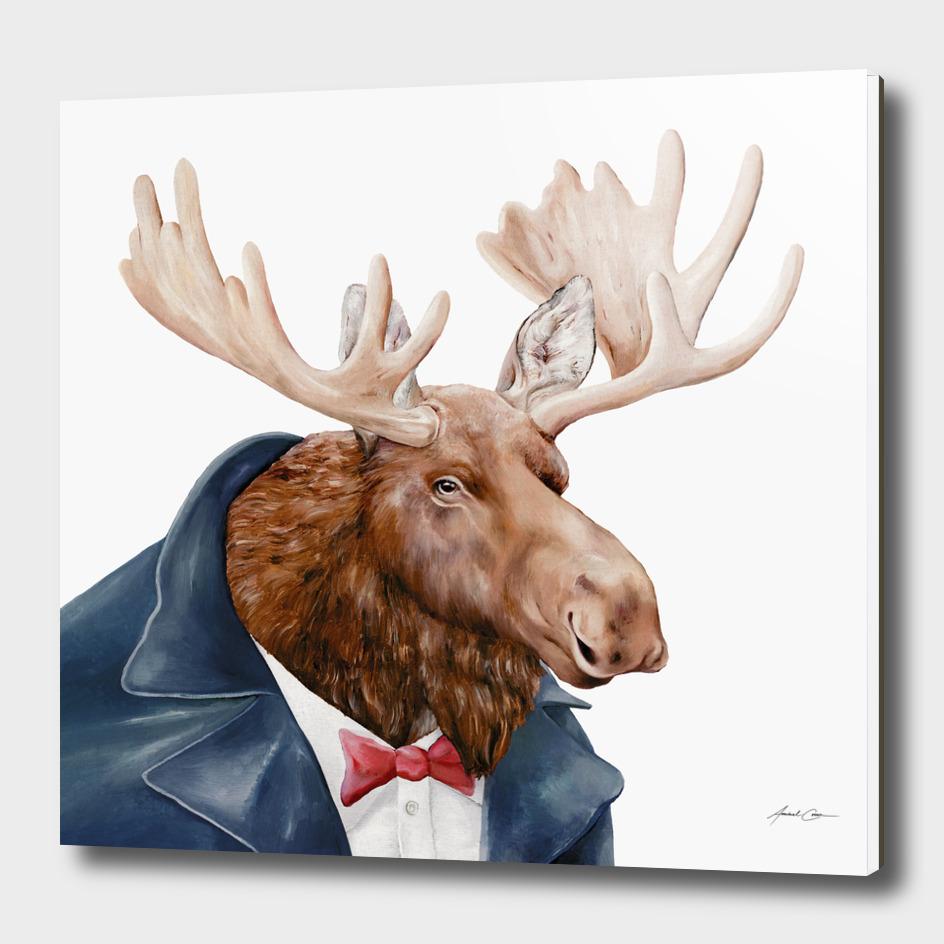 Moose main illustration