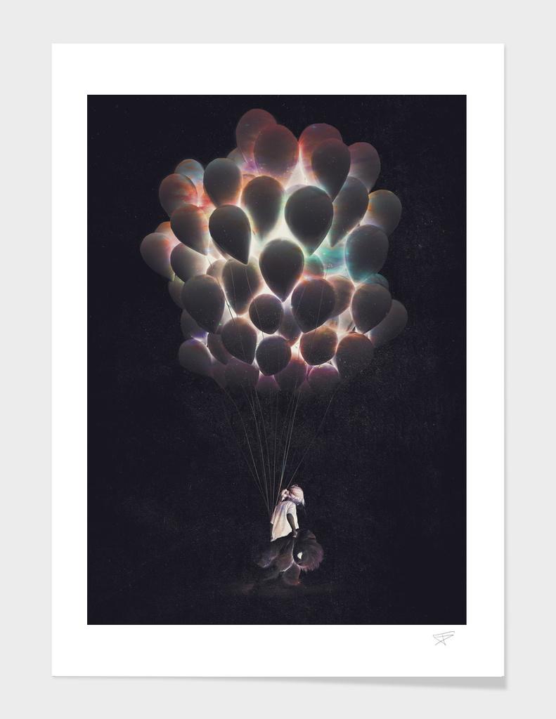 Balloons main illustration