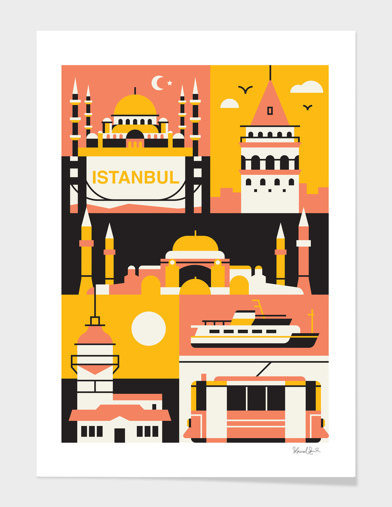 icons of istanbul