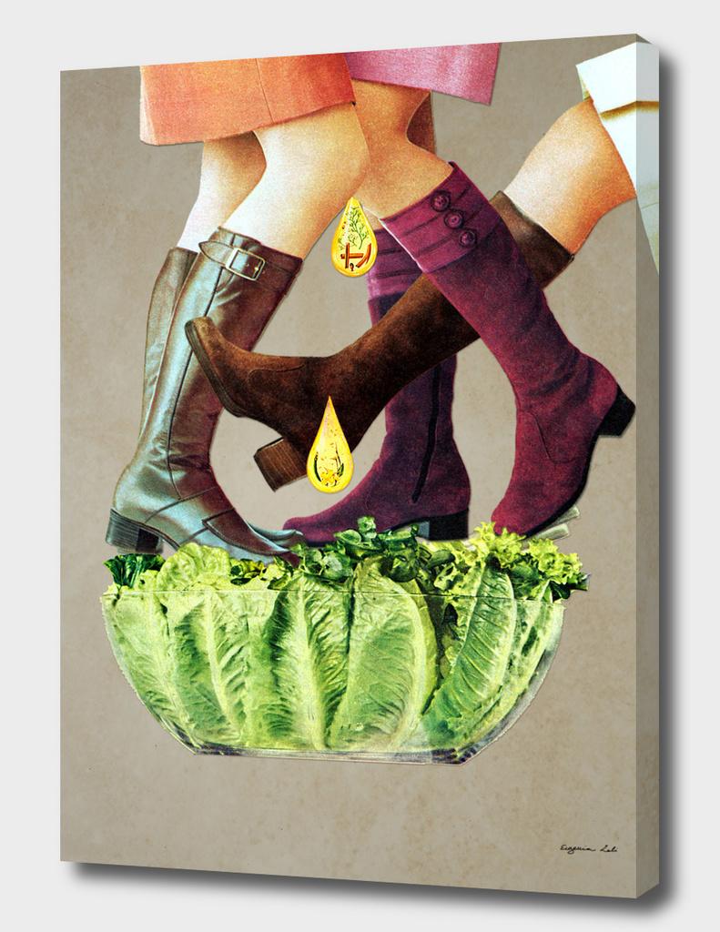 Girl Salad