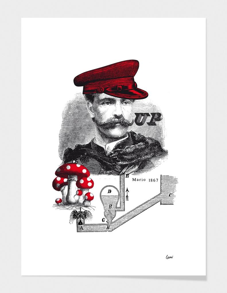 Etude - Super Mario main illustration
