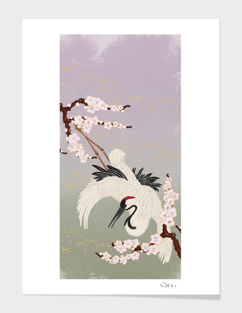 Japanese Crane