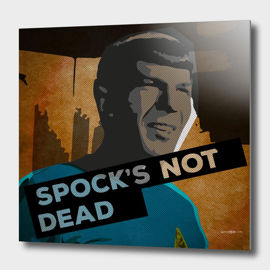 Spock's Not Dead