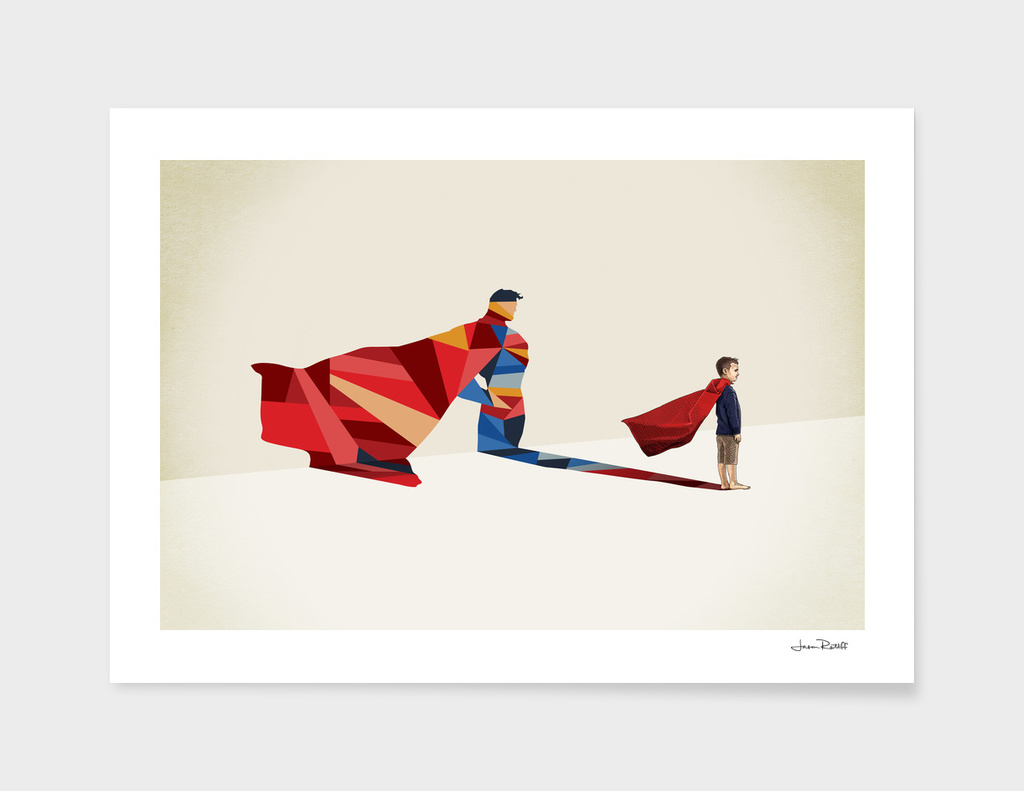 Walking Shadow, Hero main illustration