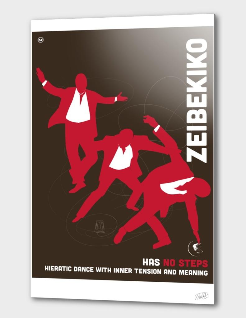 Zeibekiko Steps main illustration