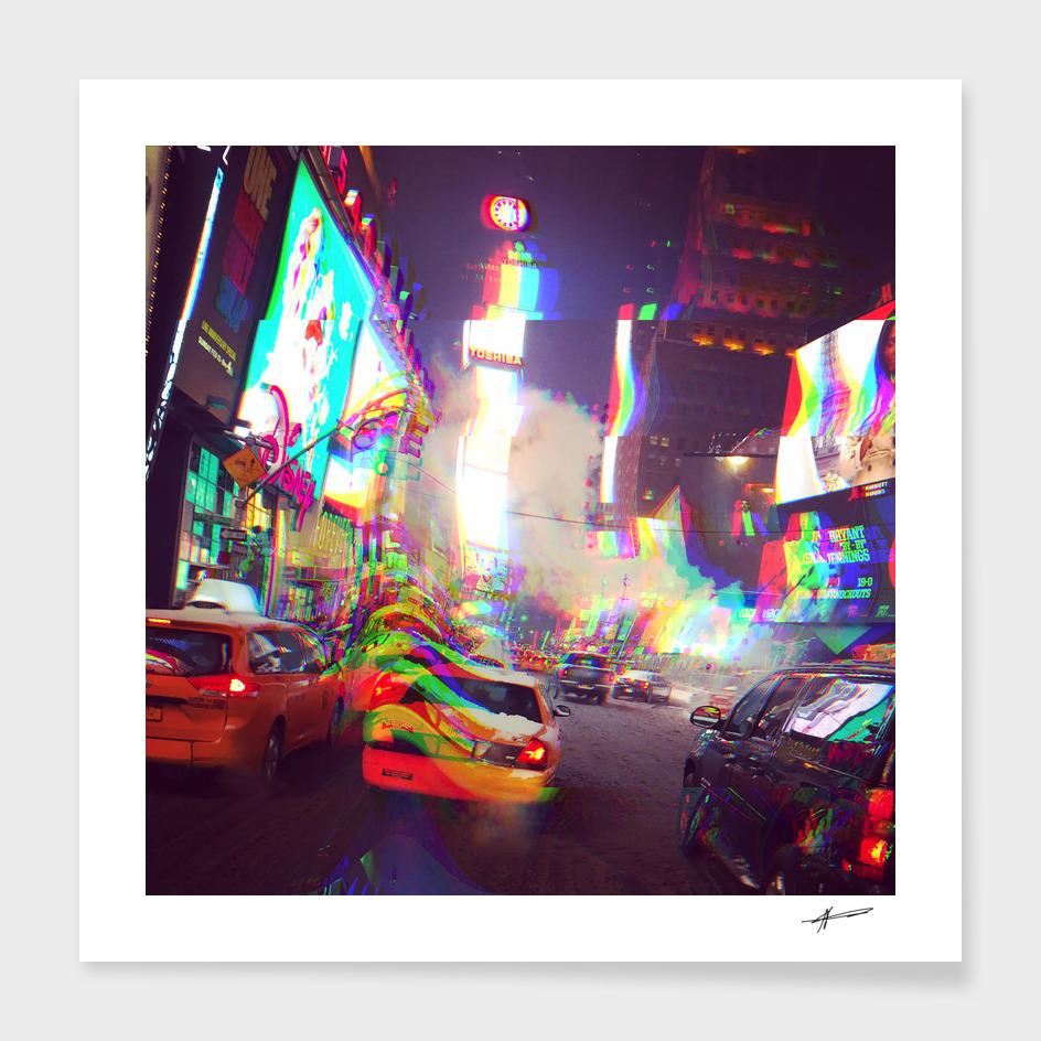 Times Square main illustration