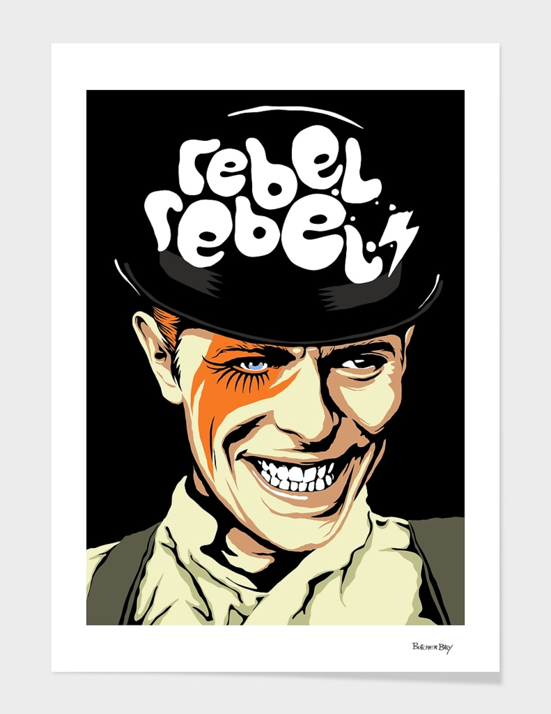 Rebel Rebel main illustration