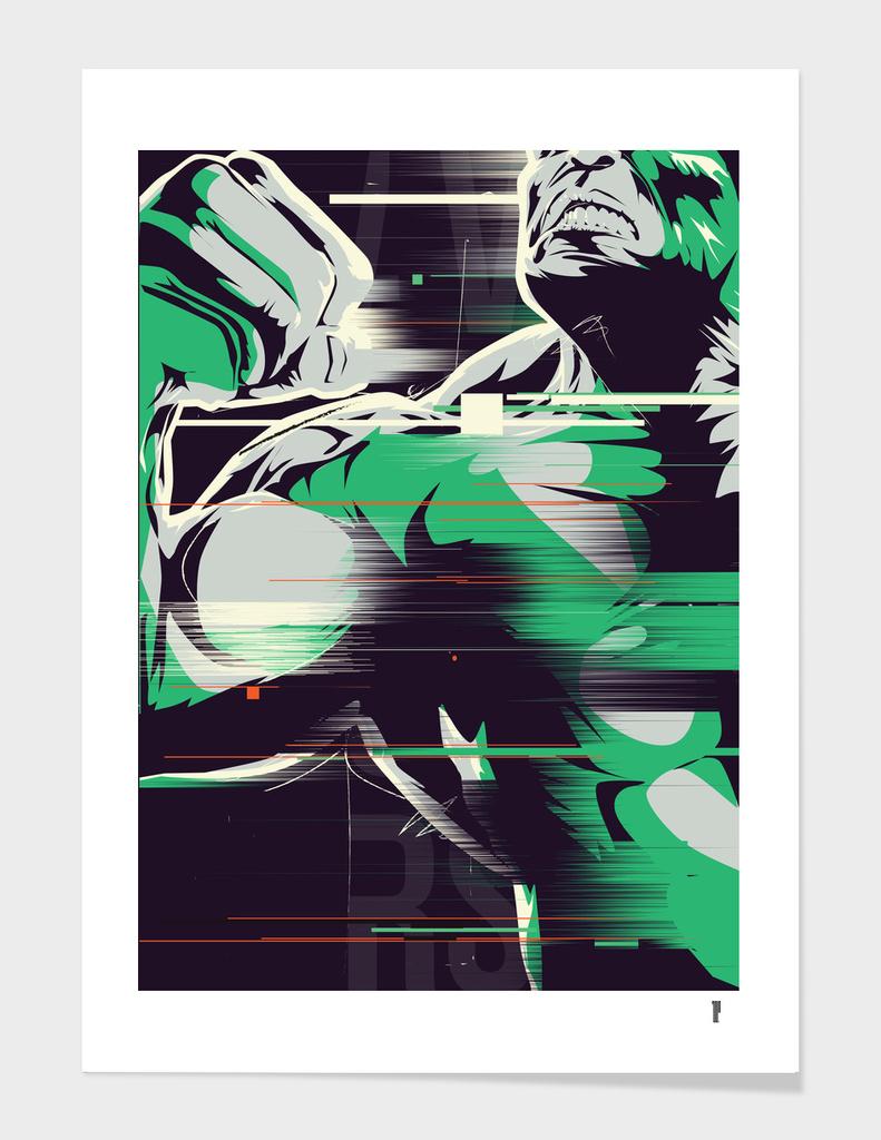 hulk main illustration