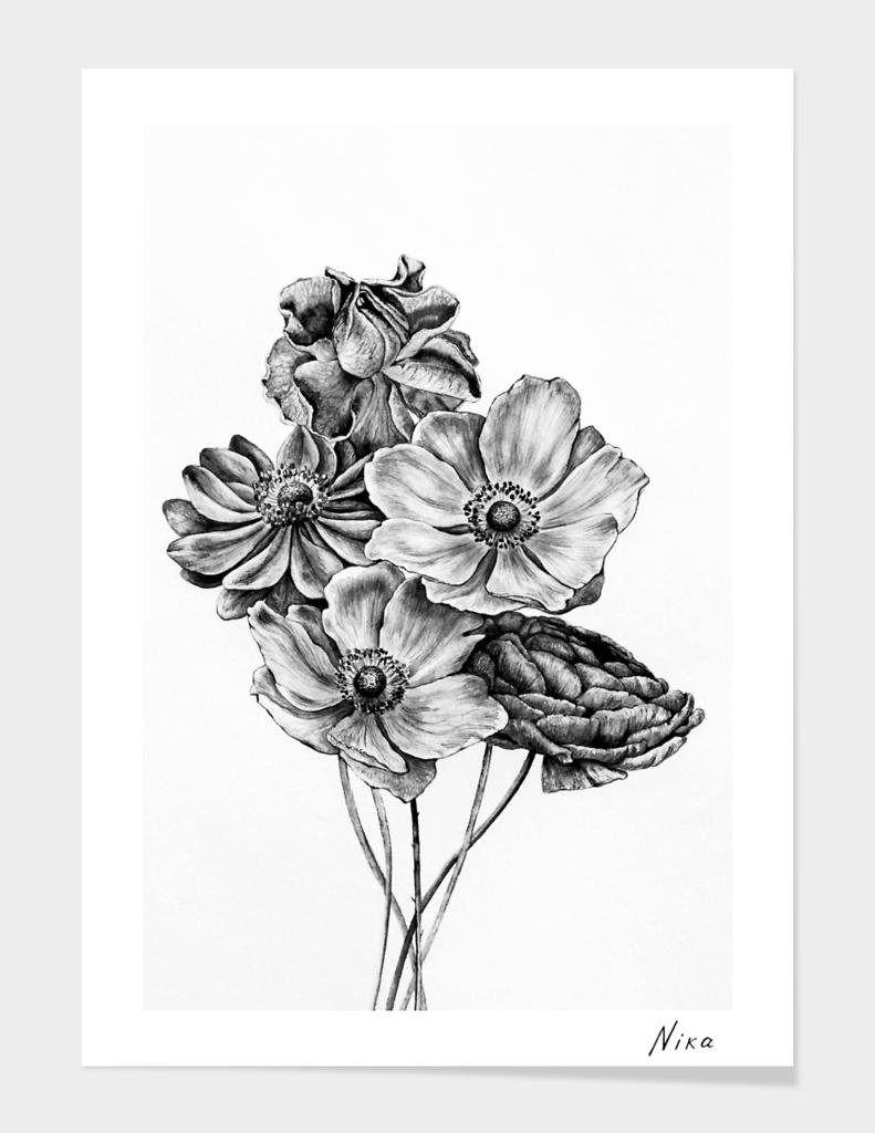 Bouquet main illustration