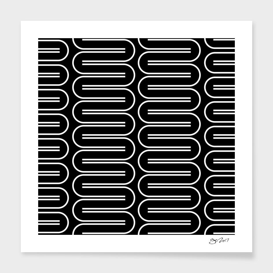Geometric Pattern #164