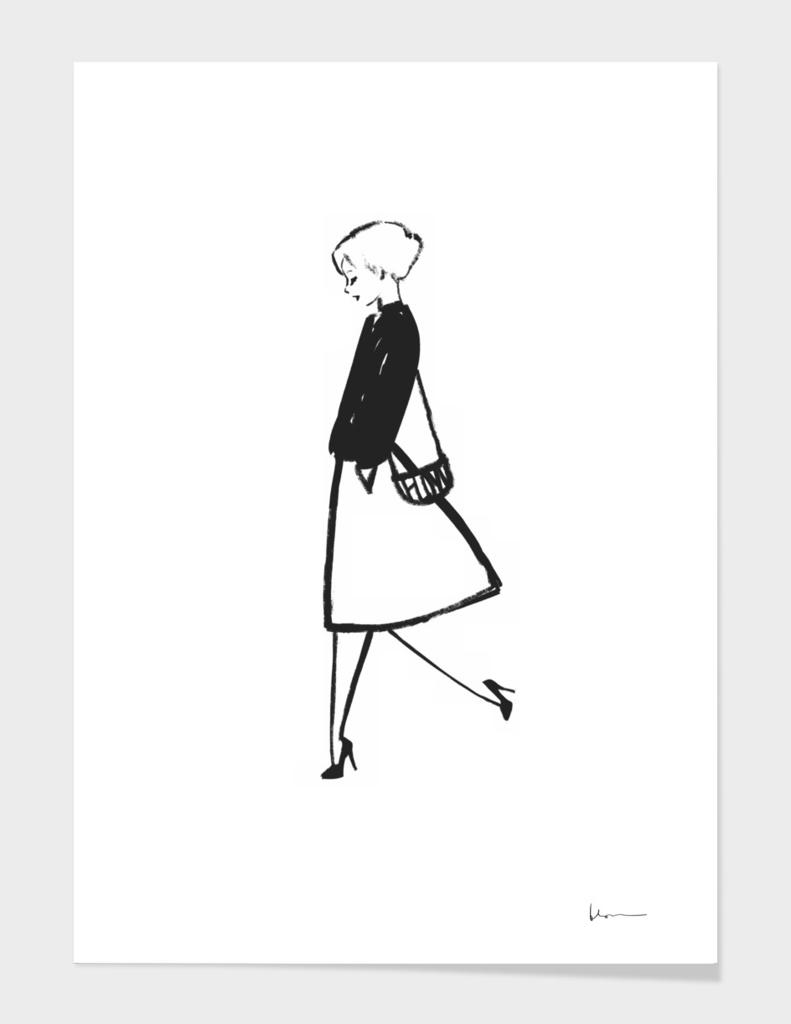 Street Fashion main illustration