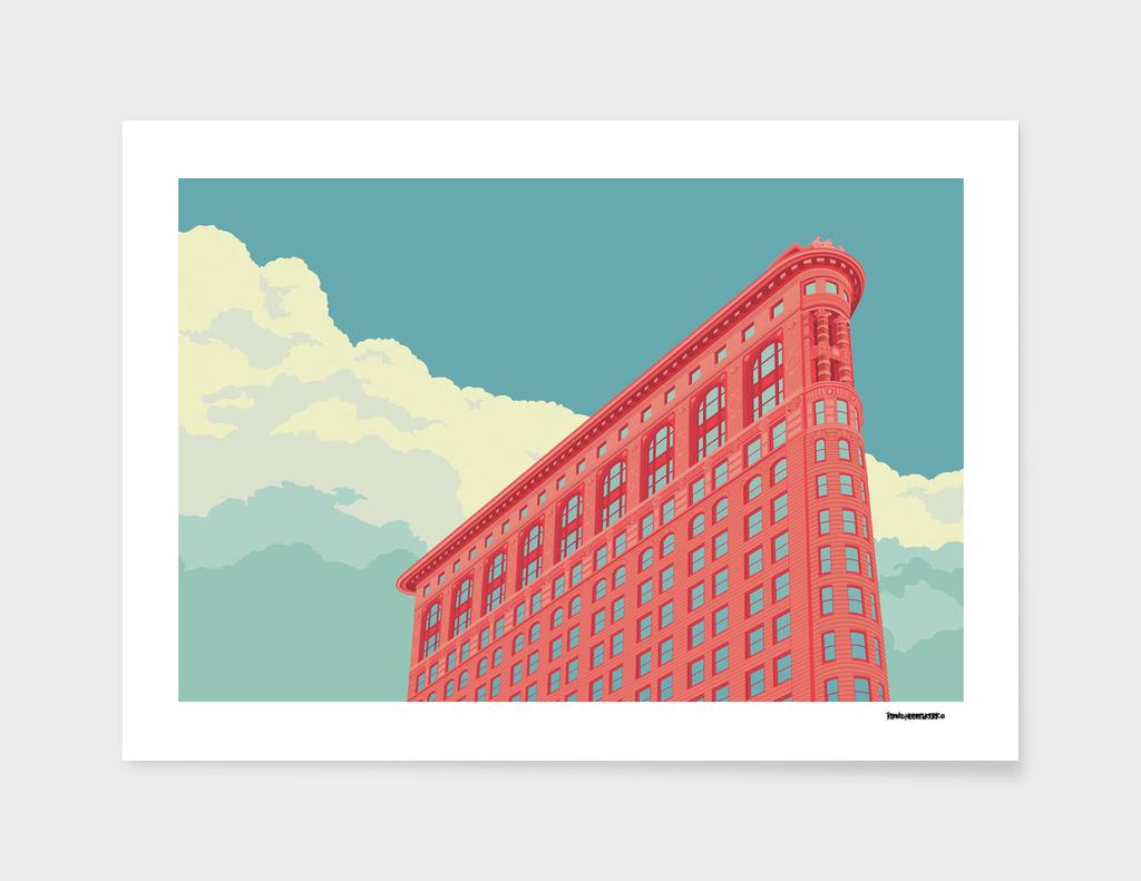 Flatiron Building main illustration