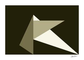 Geometric Abstract No #128