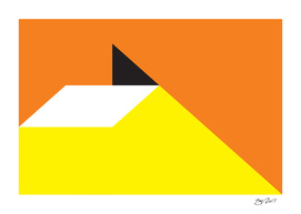Geometric Abstract No #120
