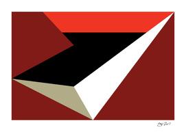 Geometric Abstract No #121
