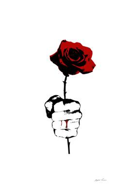rose bleed