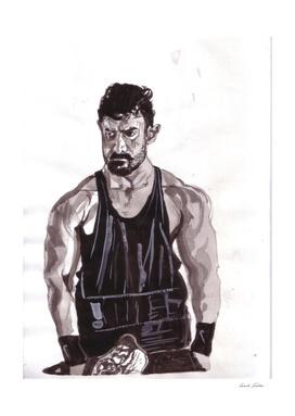 Aamir Khan is a spirited fighter