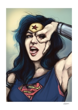 WonderWoman Cosplay