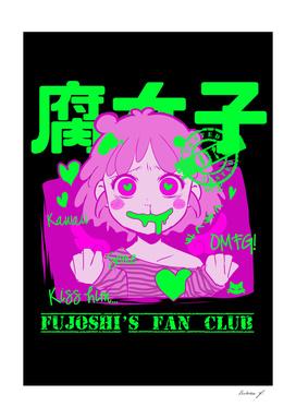 Fujoshi black