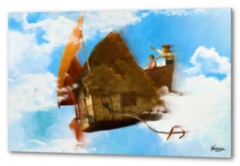 The Flying House version 2
