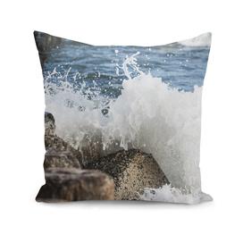 Crashing Waves and Surf