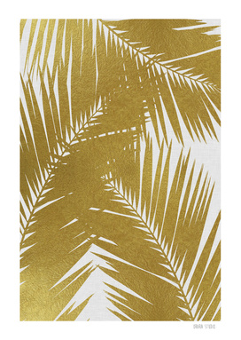 Palm Leaf Gold III