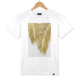 Palm Leaf Gold II