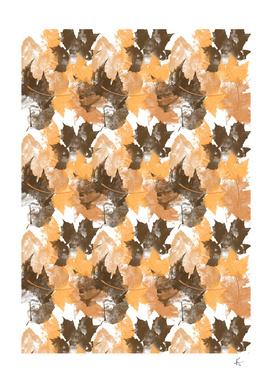 Autumn Leaves on the floor