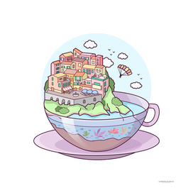 Tea Town