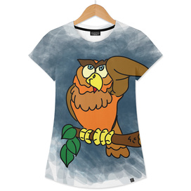 Awaken owl