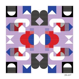 Graphic Kaleidoscope Design 15