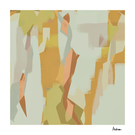 Abstract painting No. 17