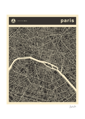 Paris Map 2