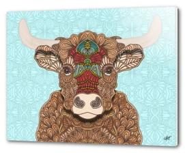 Franz the bull