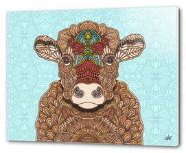 Frida the Cow