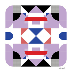 Graphic Kaleidoscope Design 21