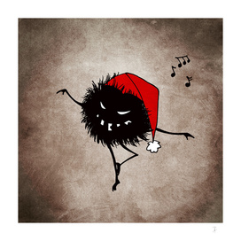Singing And Dancing Evil Christmas Bug