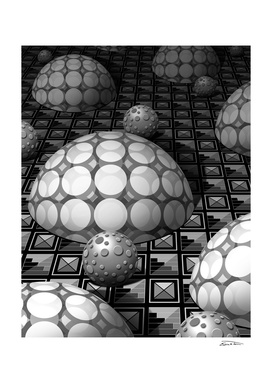 Sphere and Square