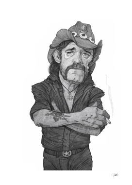 Lemmy illustration