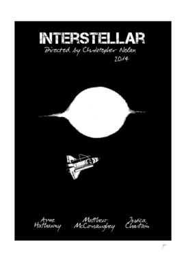 Interstellar by Christopher Nolan