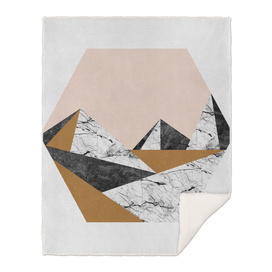 Geo Landscape Hexagon