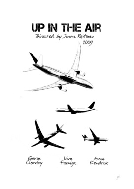 Up in the Air by Jason Reitman 2009