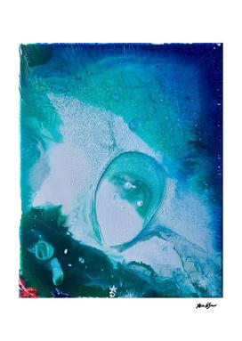 Environmental Starfish Bubbles # 15