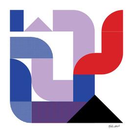 Graphic Kaleidoscope Design 26