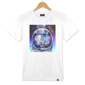 astronaut world map