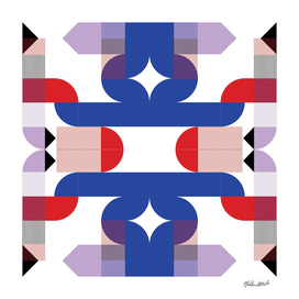 Graphic Kaleidoscope Design 28