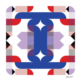 Graphic Kaleidoscope Design 27